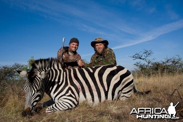 2009 Zebra Limpopo