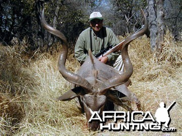 Greater Kudu Hunting