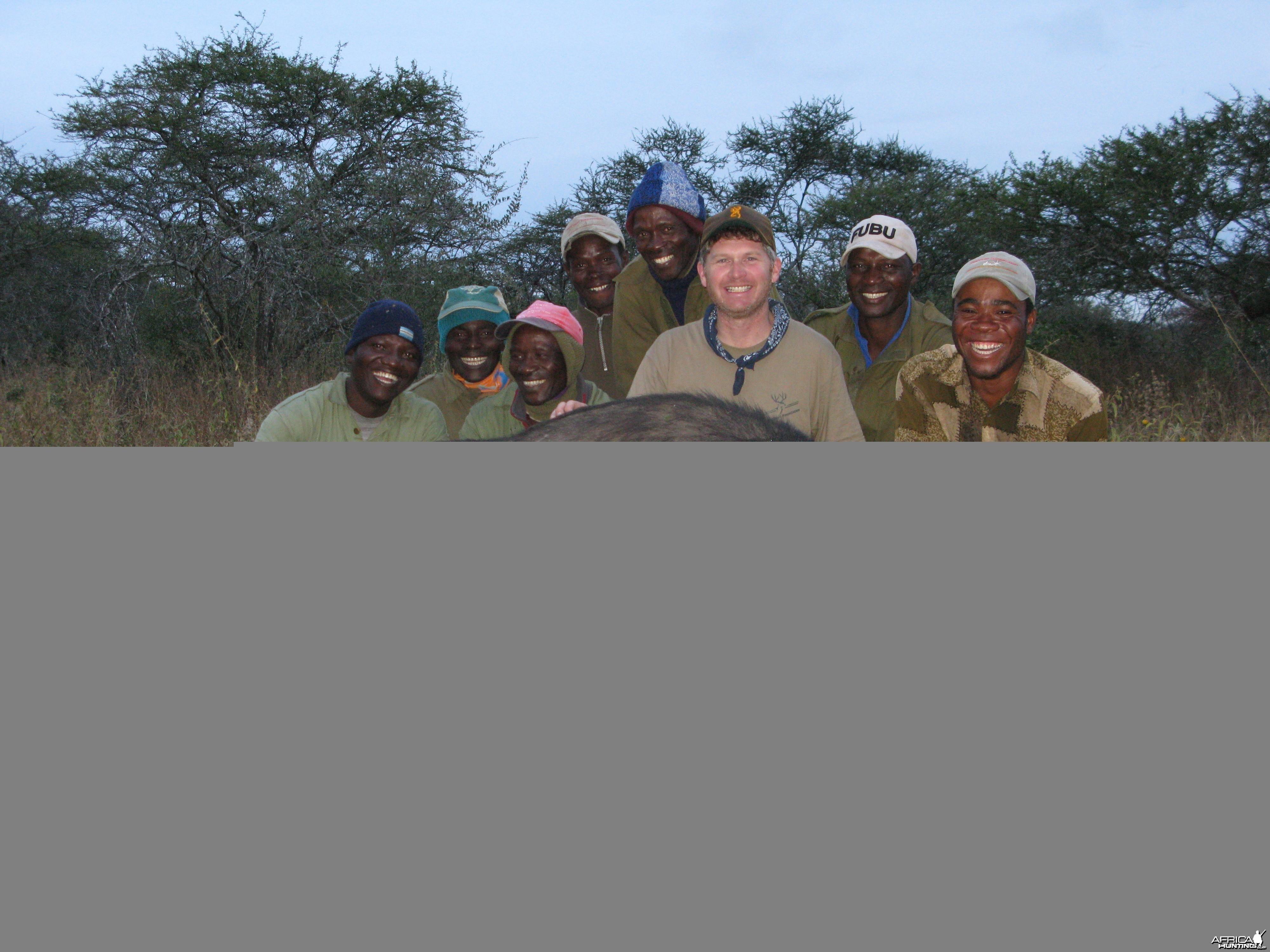 Zimbabwe Cape Buffalo