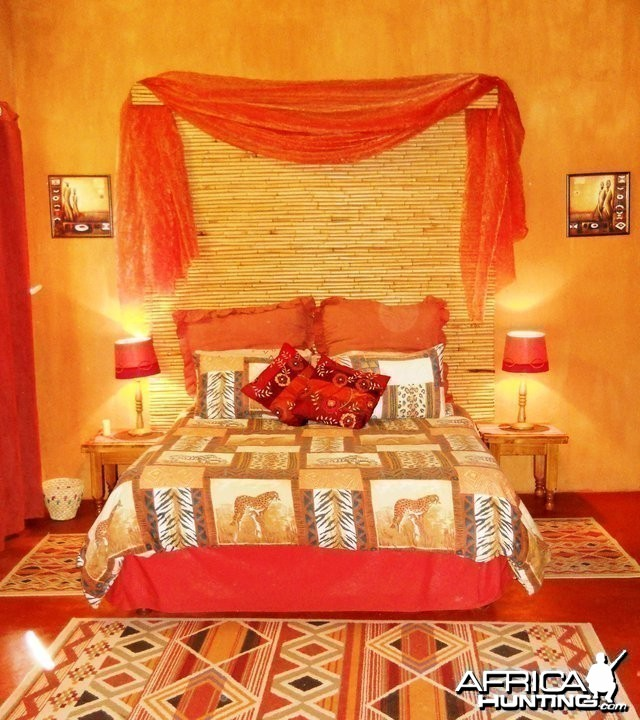 Leopard Room