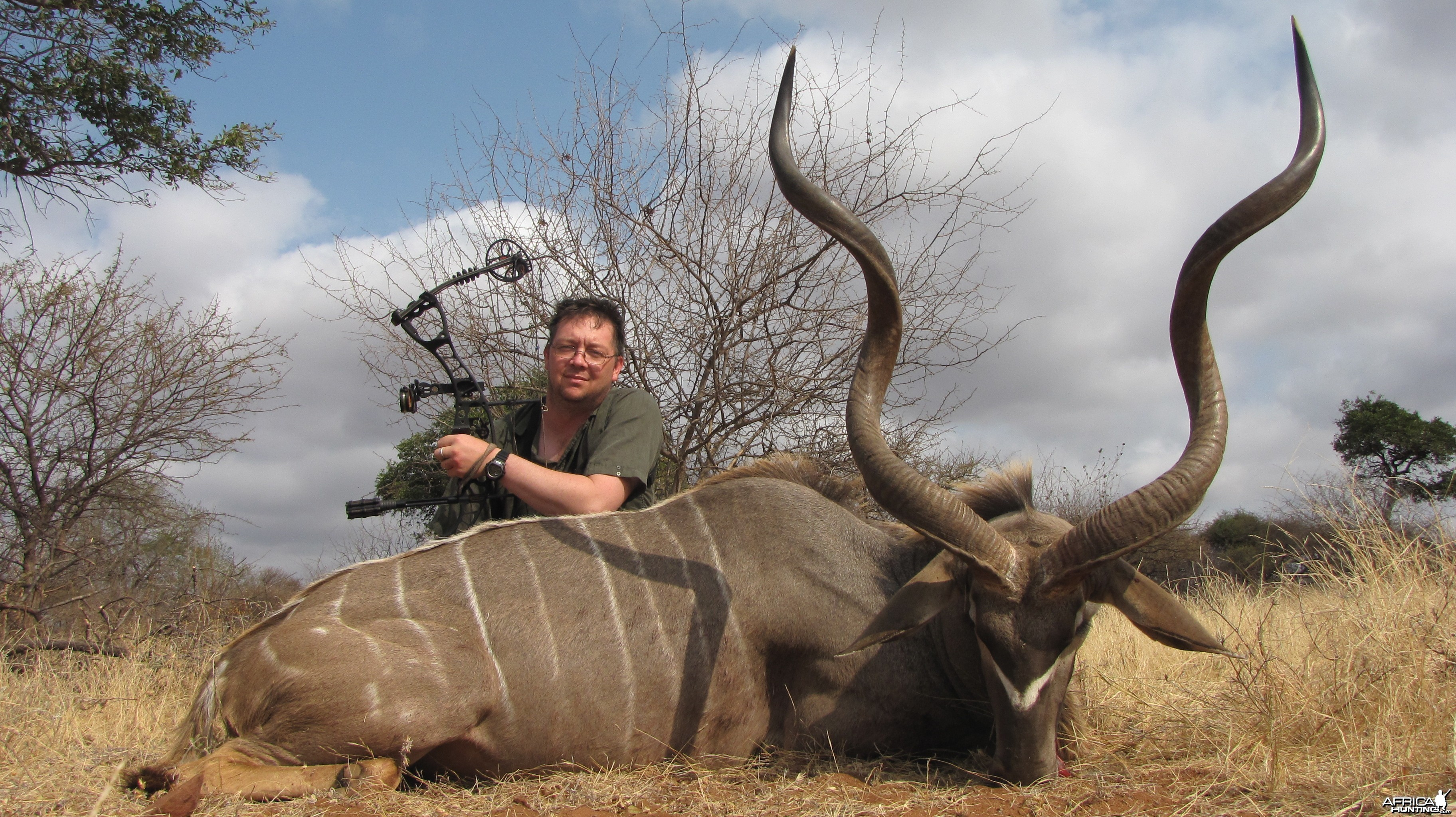 52 in kudu bull