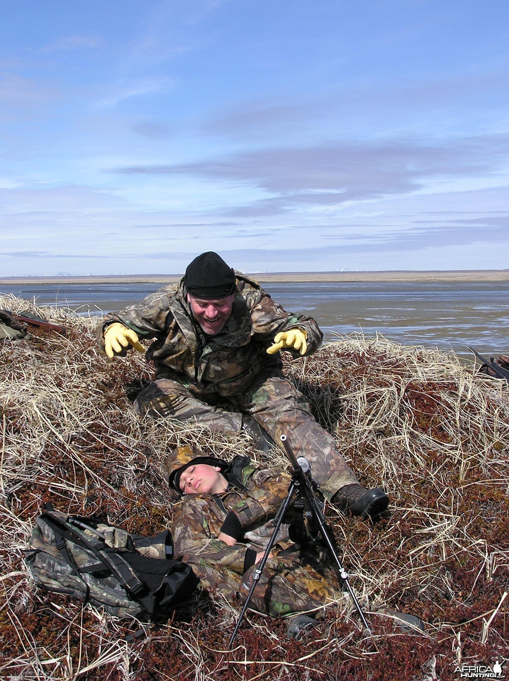 Alaska Bear Hunting??