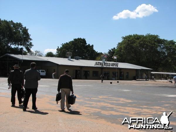 Katima Mullilo Airport