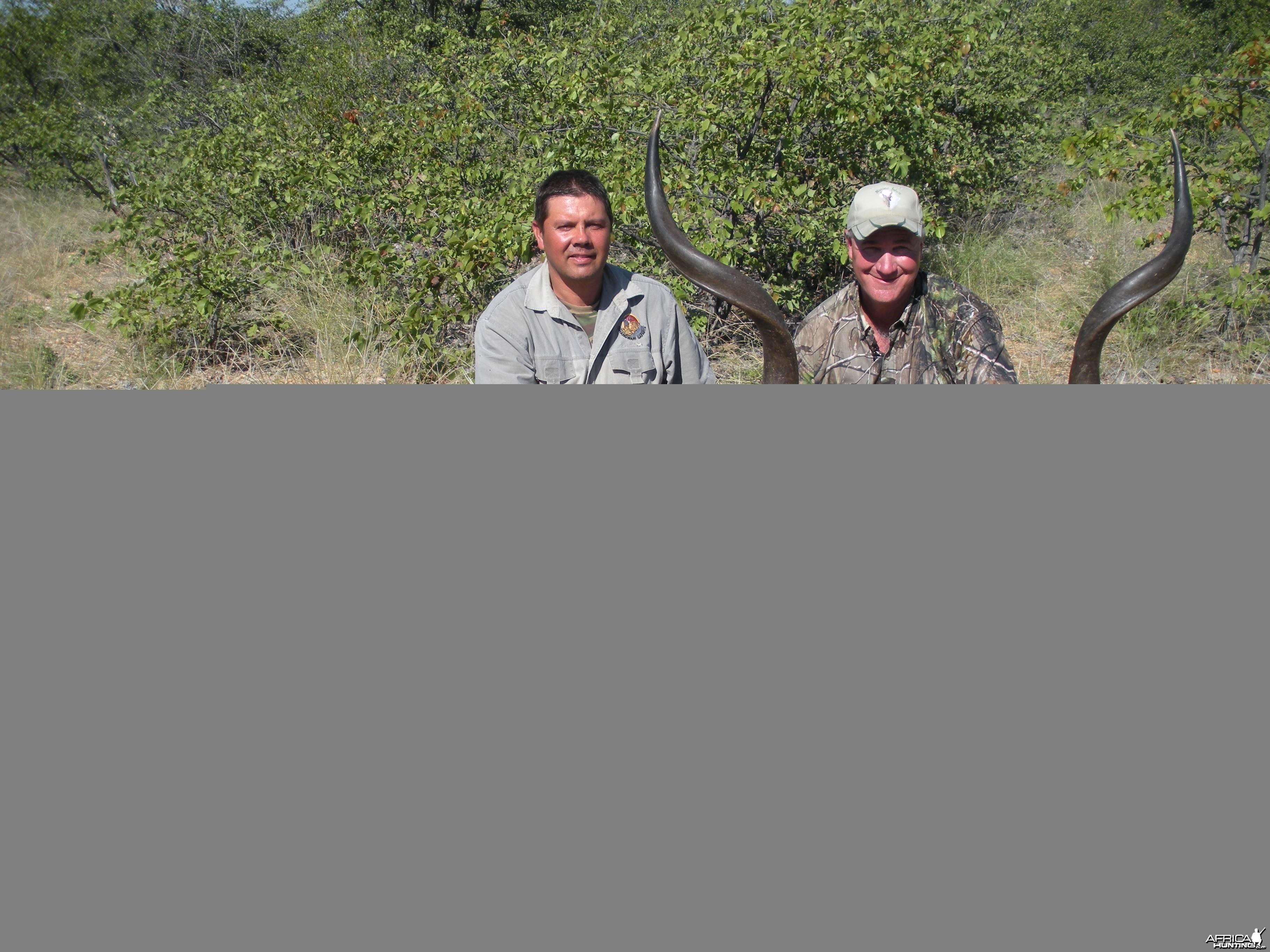 steven davis with 53 inch kudu,2010