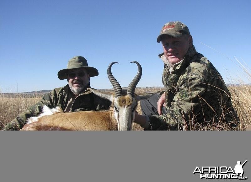 Springbok 2009