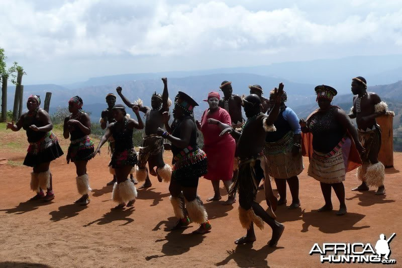 Zulu Dance KZN province of South Africa