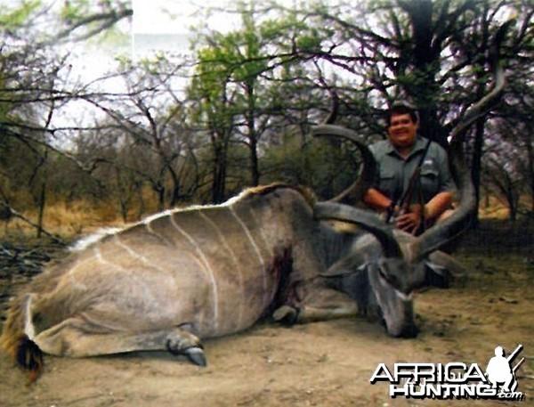 72.5 inches Monster Kudu