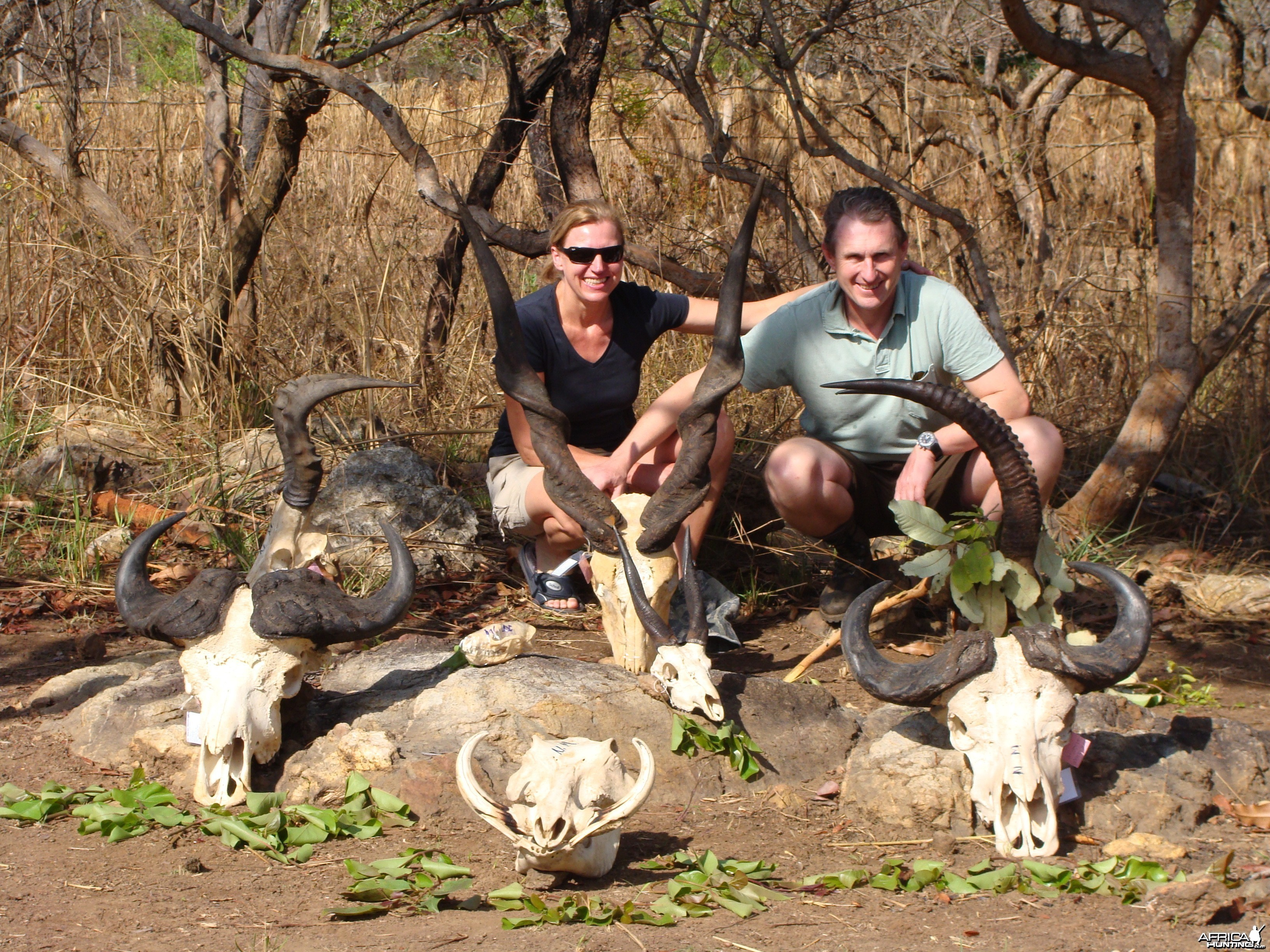 Hunting in CAR with Central African Wildlife Adventures