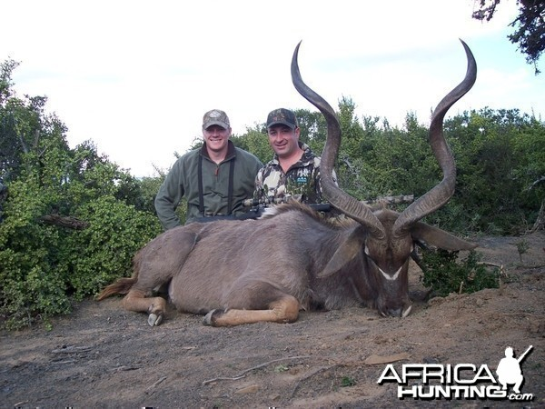 Hunting Kudu with KMG Hunting Safaris