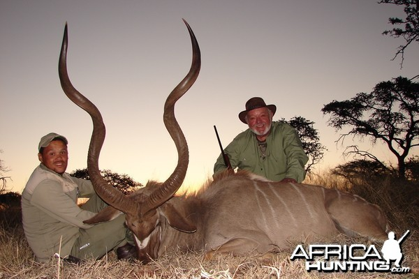 KUDU 56 INCHES SCI