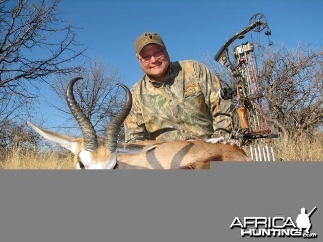 So. African Springbok