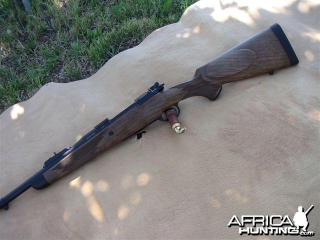 9.3x52 Custom Mauser