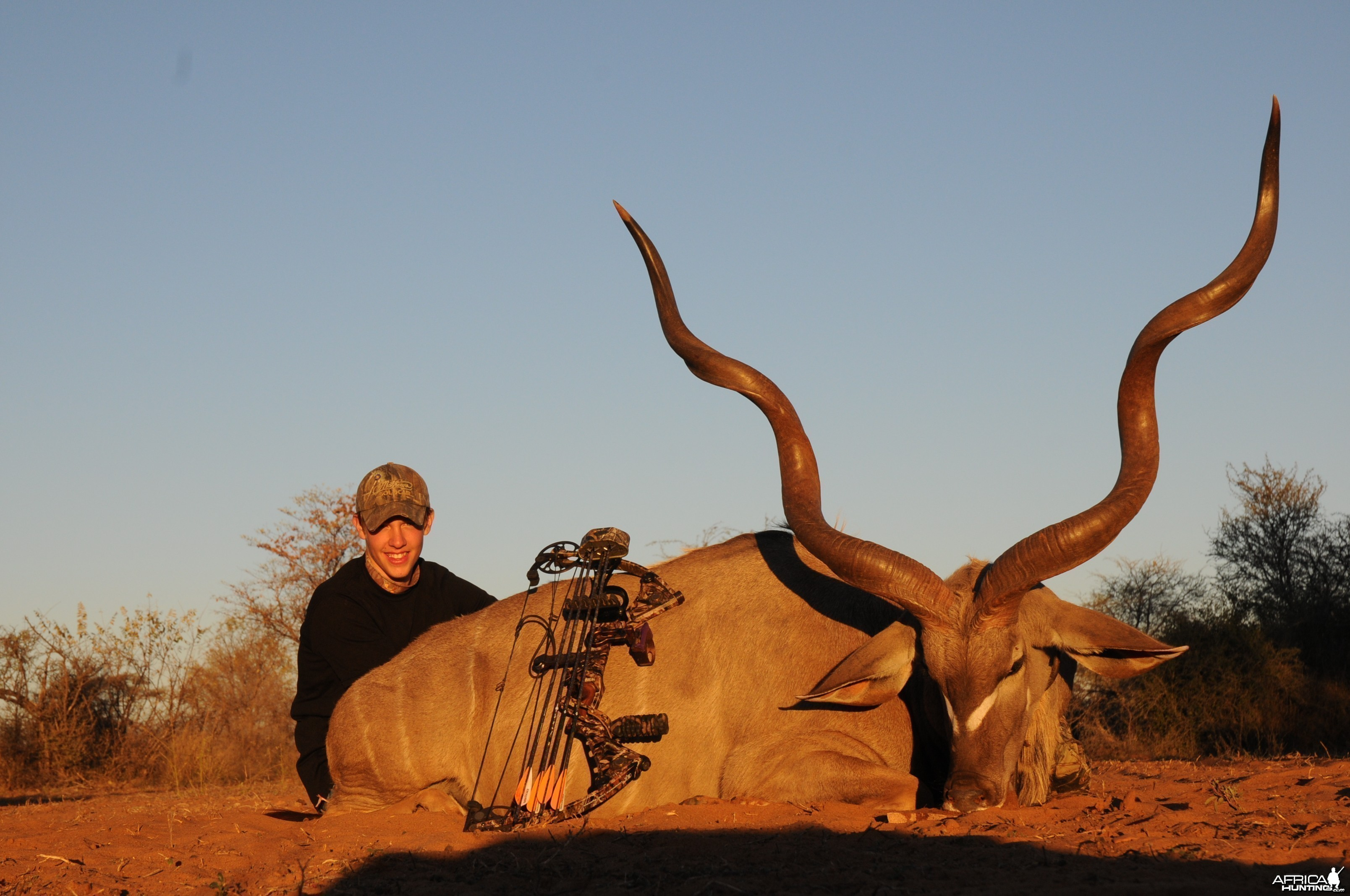 Dakota's Kudu