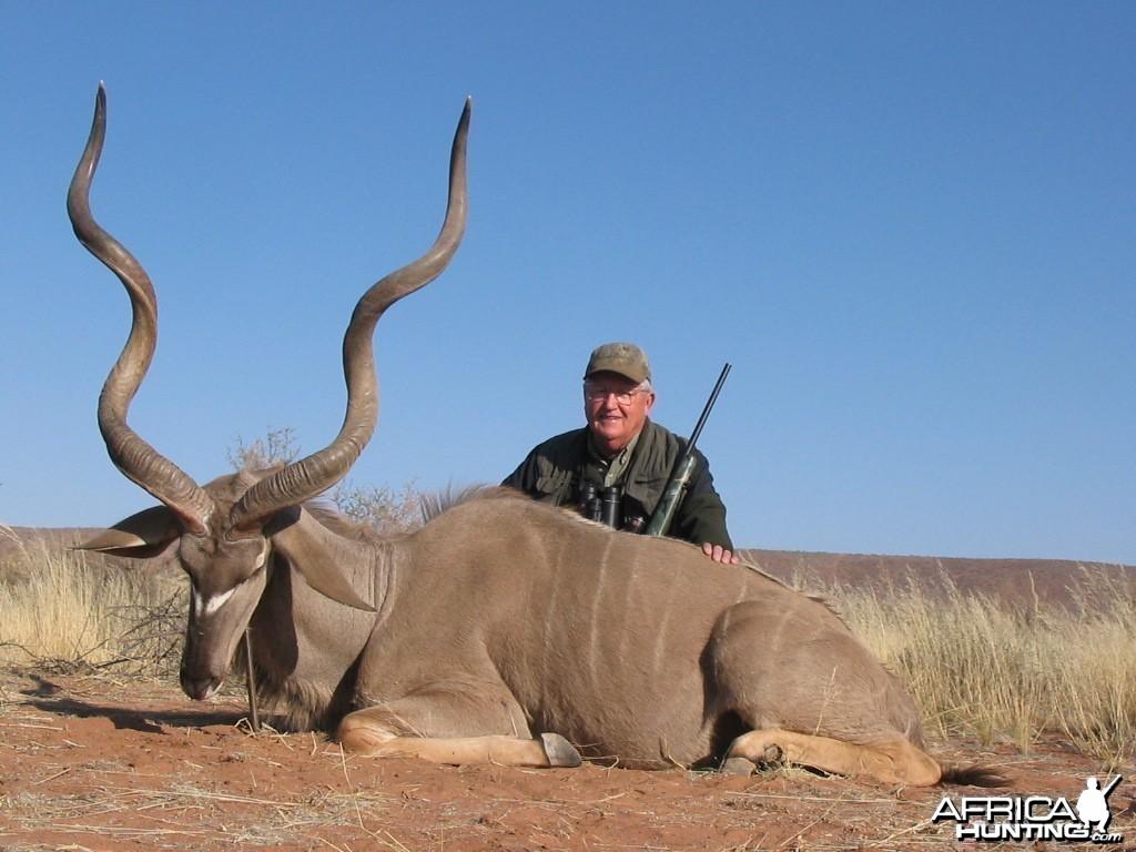 Kowas trophy kudu