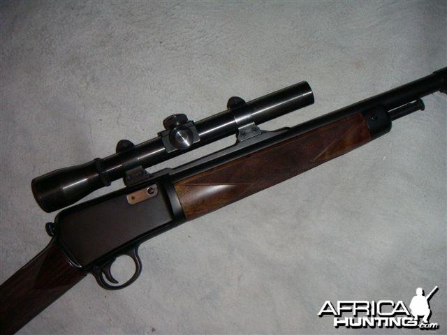 Custom  22 L.R.  Winchester