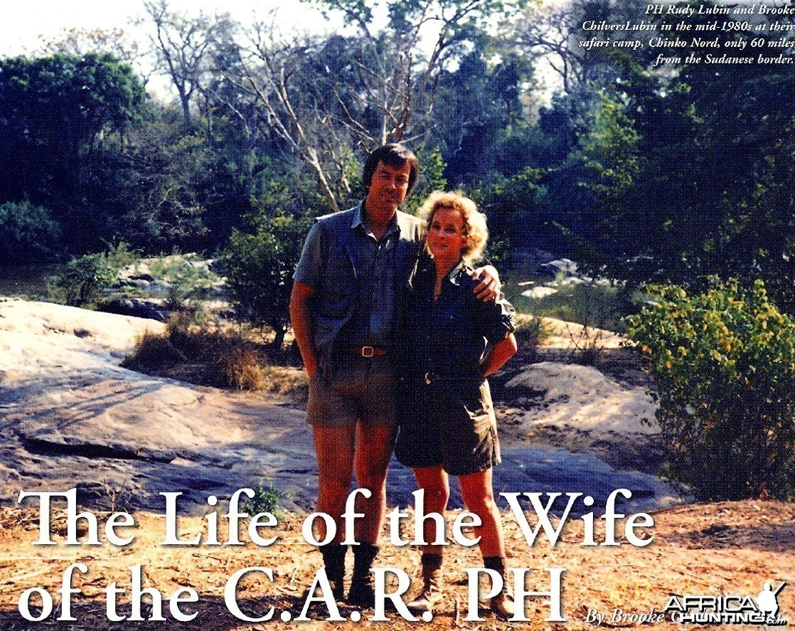 The Life of the Wife of the C.A.R. PH by Brooke Chilvers Lubin