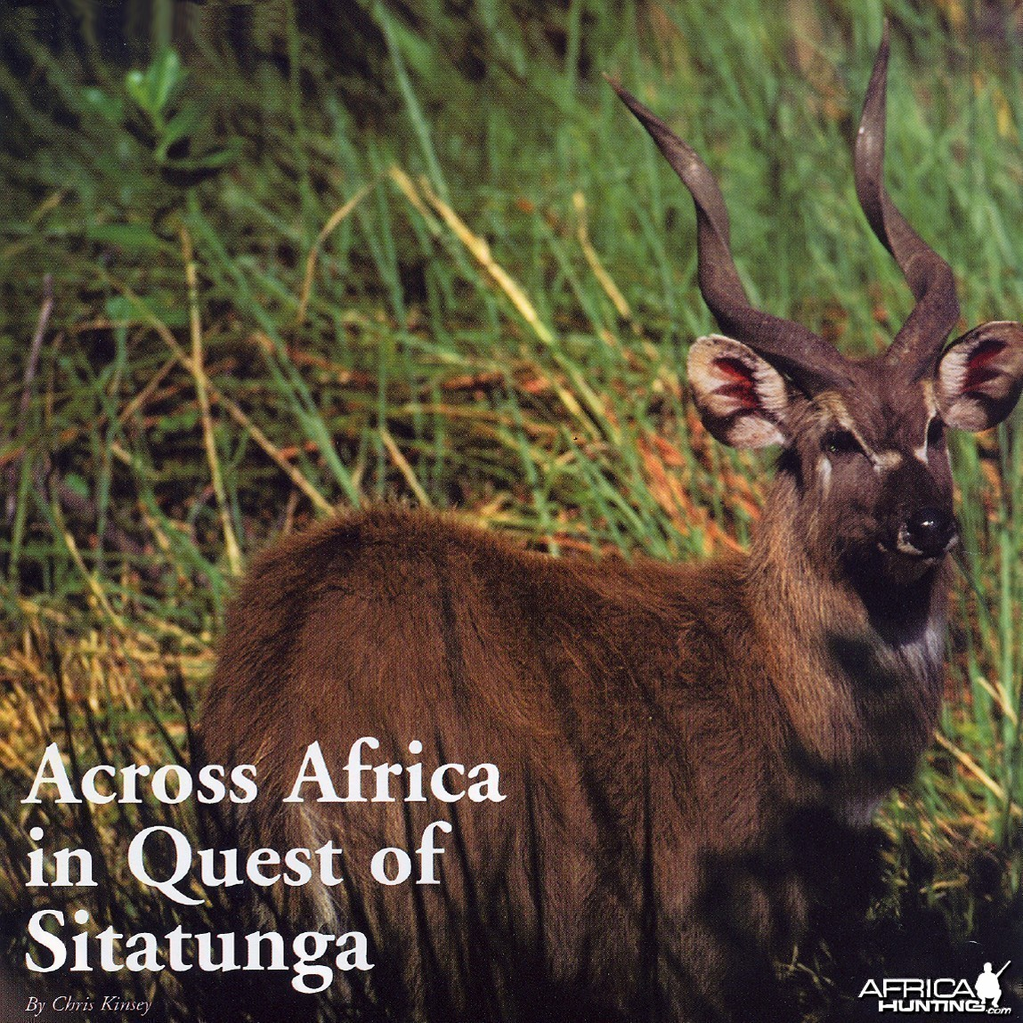 Across Africa in Quest of Sitatunga by Chris Kinsey