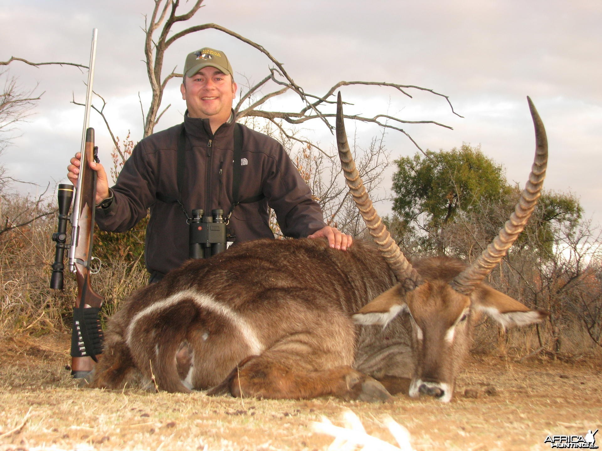 Waterbuck Hunt at Mabula Pro Safaris
