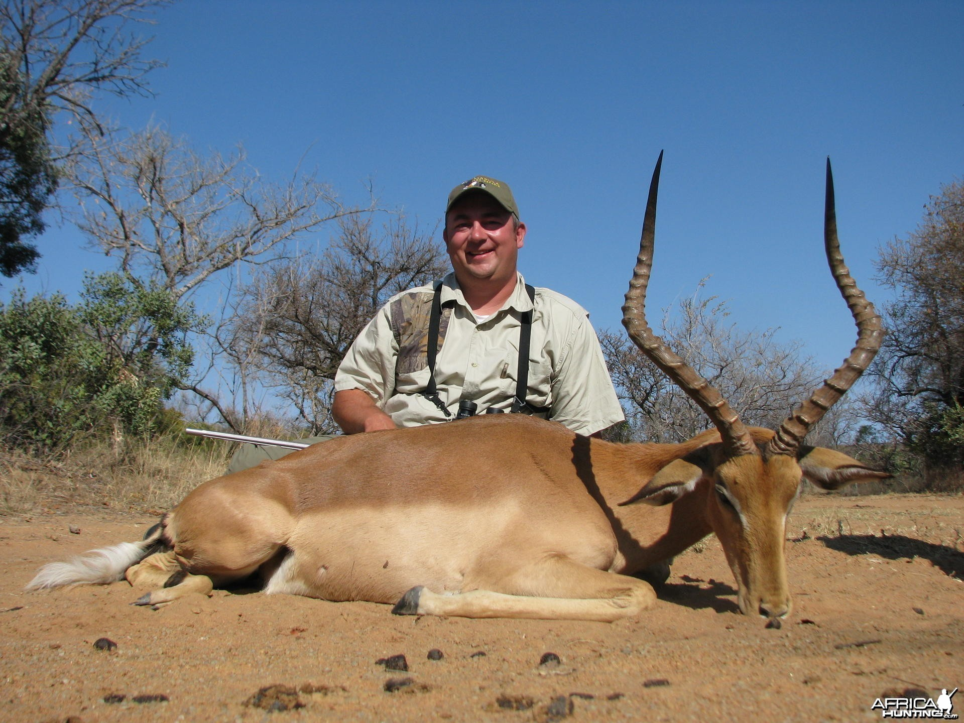Impala Hunt at Mabula Pro Safaris