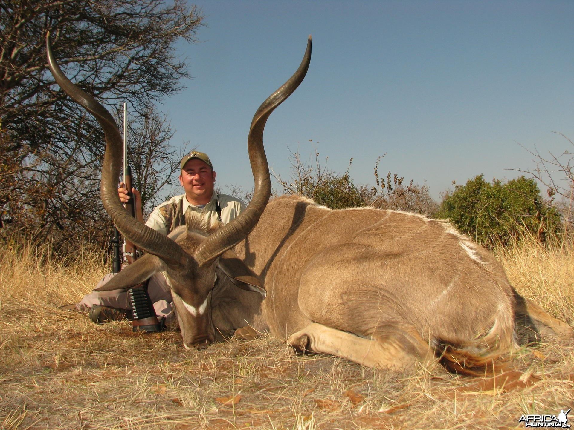 Kudu Hunt at Mabula Pro Safaris