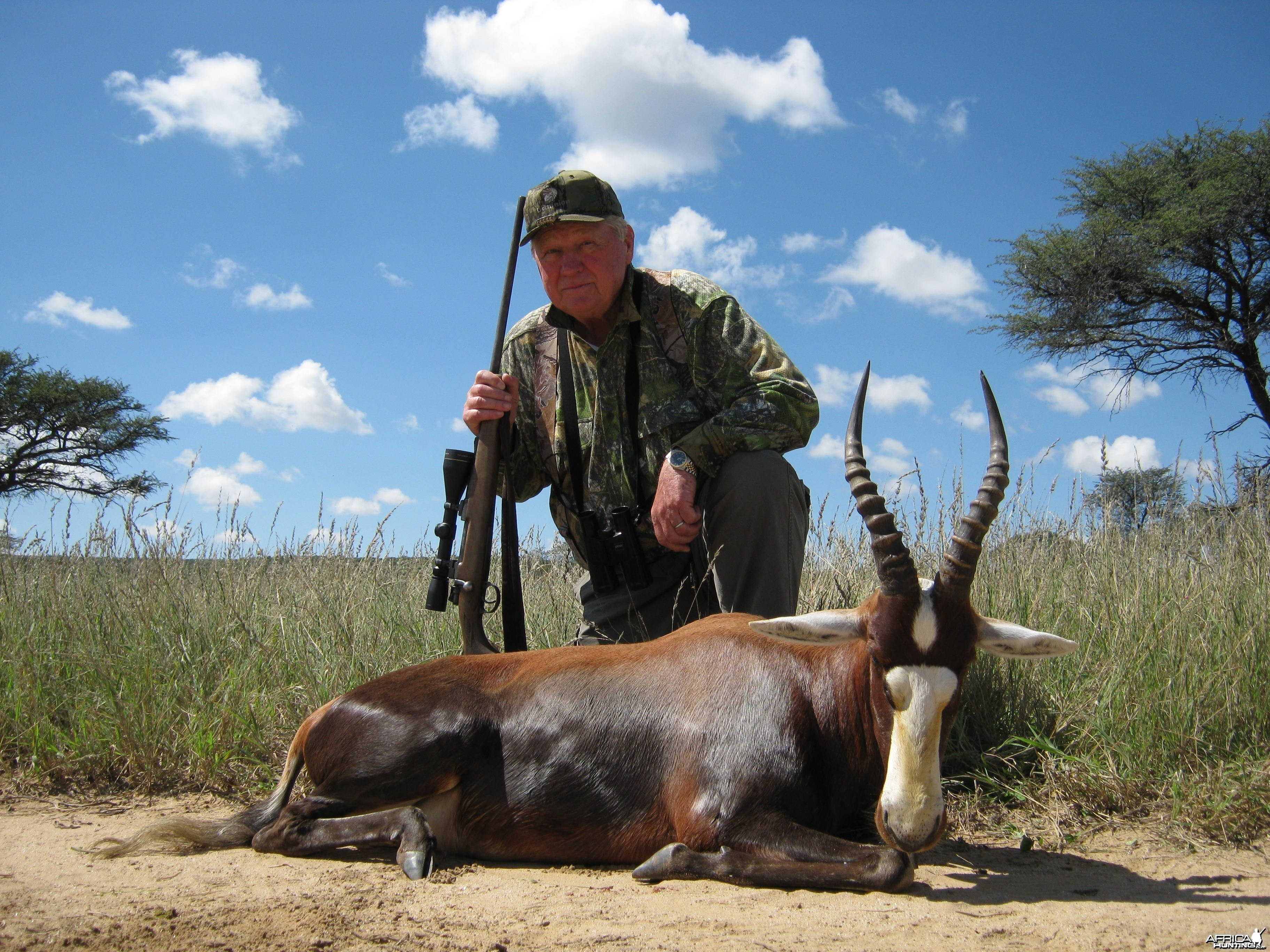 Blesbuck with Kowas Hunting Safaris