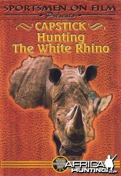 CAPSTICK Hunting The White Rhino