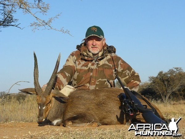 Limpopo Bushbuck hunt - South Africa