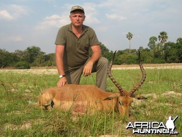 Impala for Leopard bait