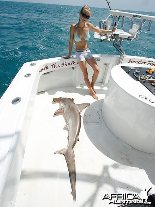 Fishing Girls