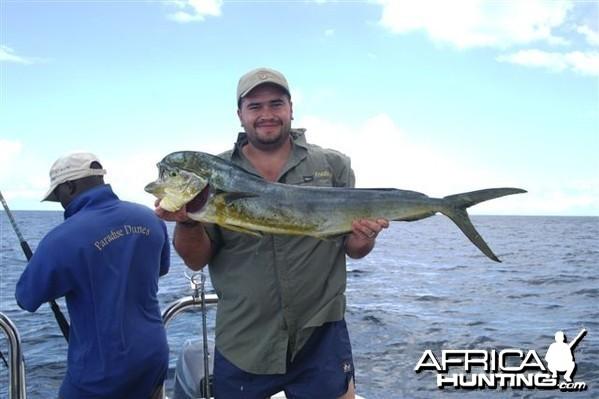 Fishing Mozambique
