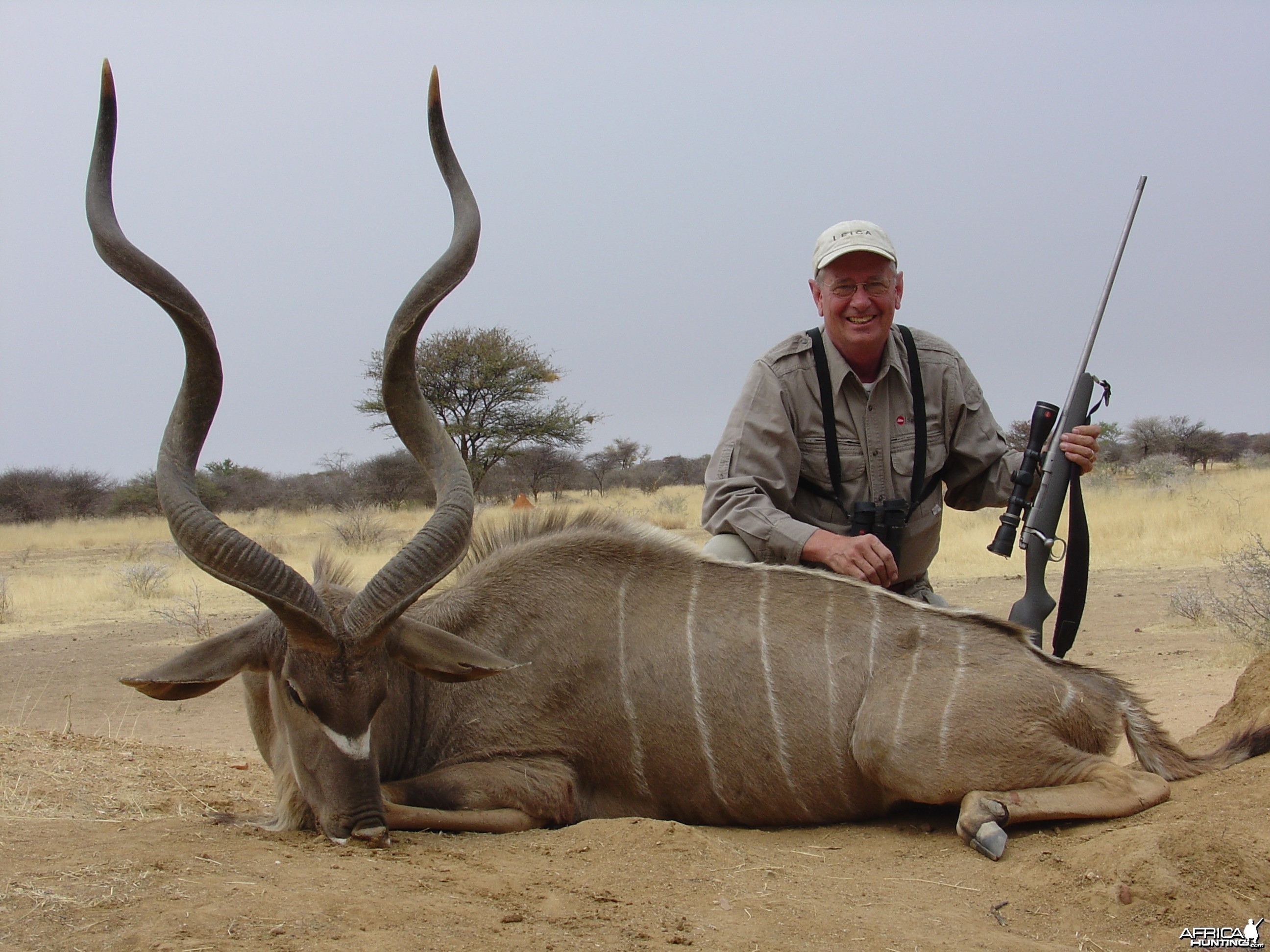 Greater Kudu Hunting in Namibia