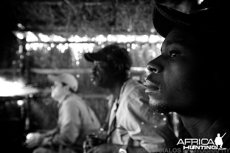 AFRICA BLIND