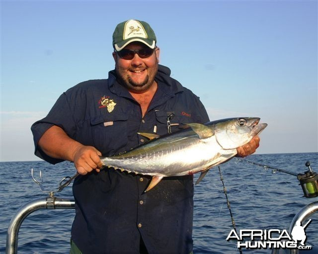 Fishing Mozambique Africa