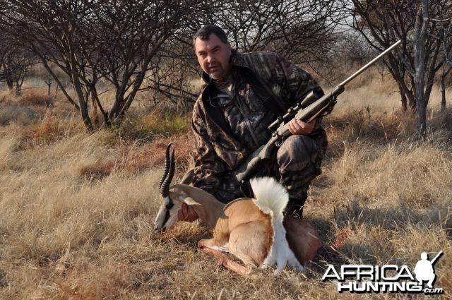 Springbok Namibia Hunt