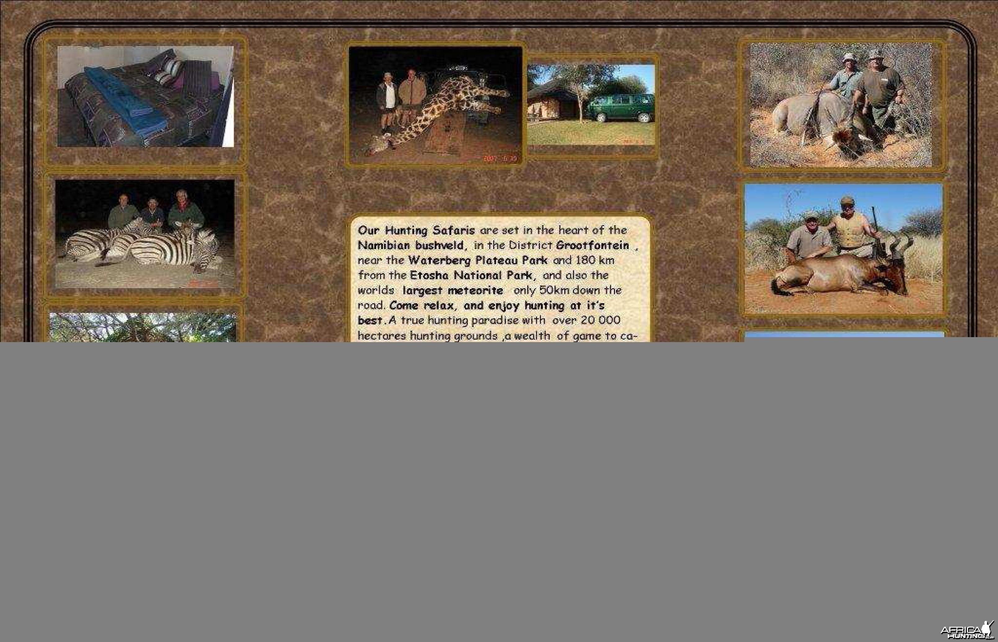 NAMIBIA PRO HUNTING & FISHING 3