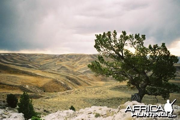 Bates Hole Wyoming
