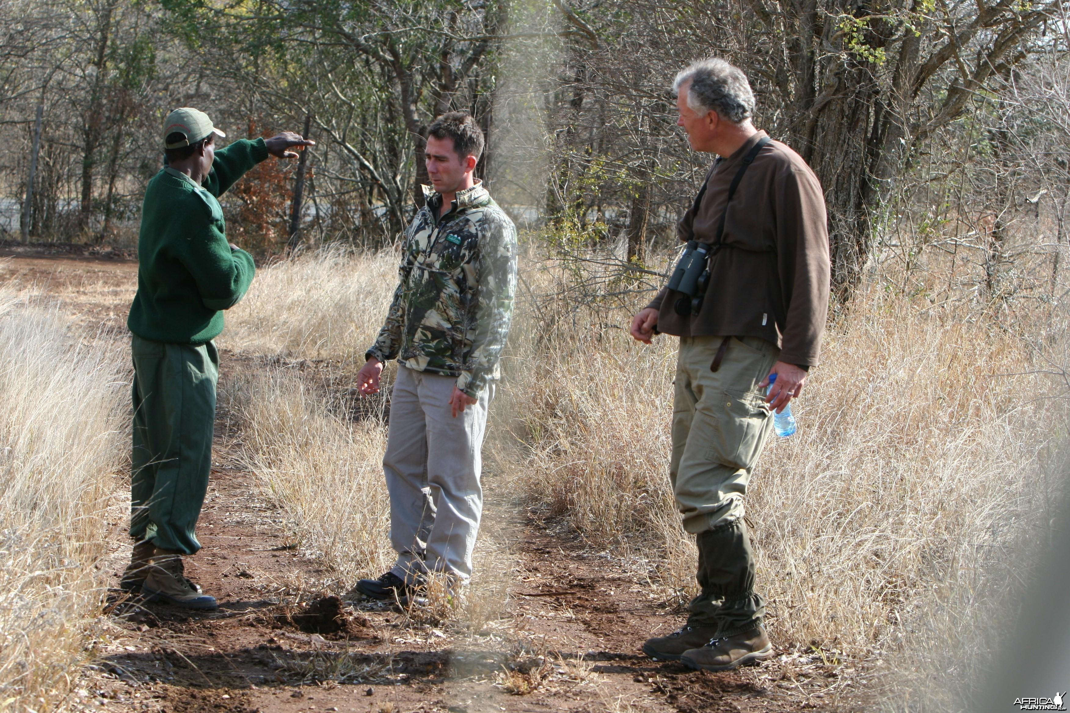 Kudu tracking conference