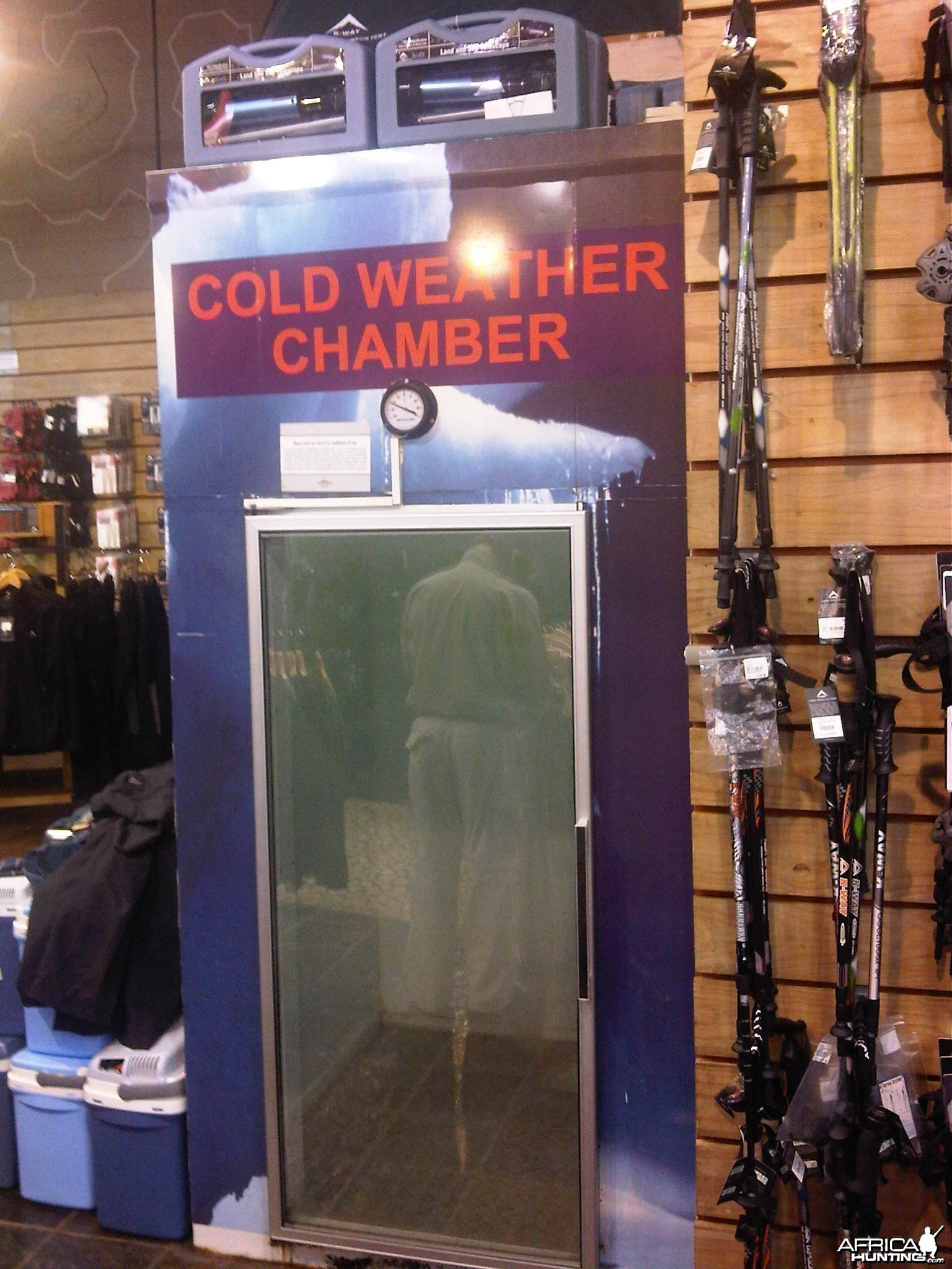 Cold Chamber