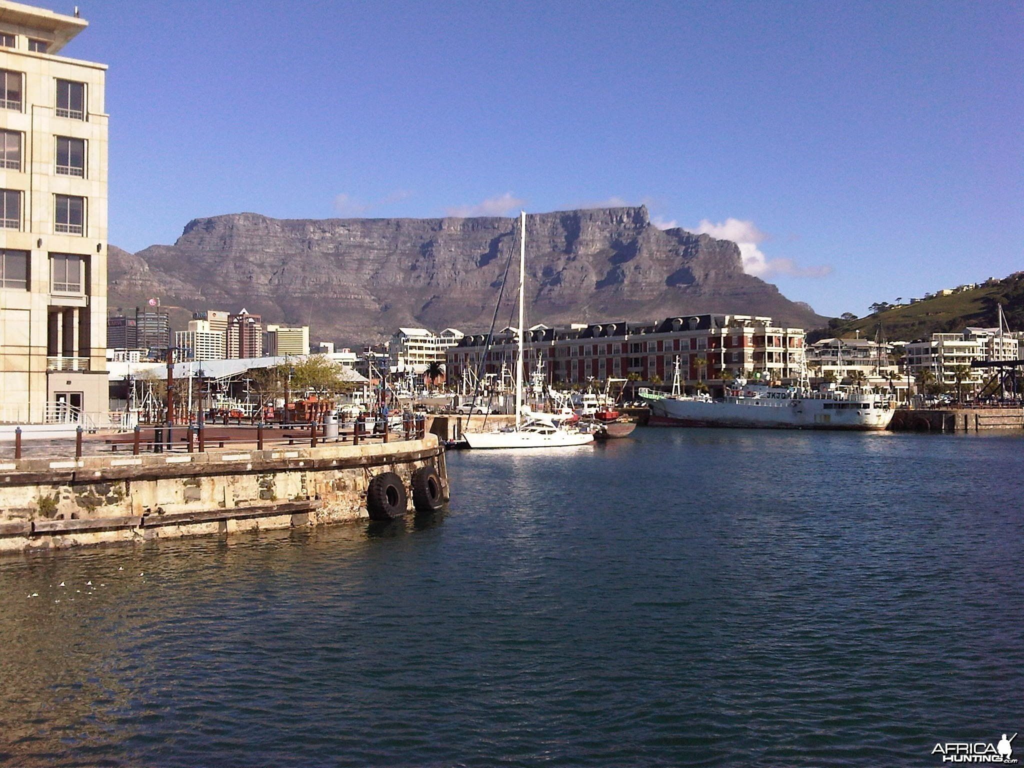 V&A Table Mountain