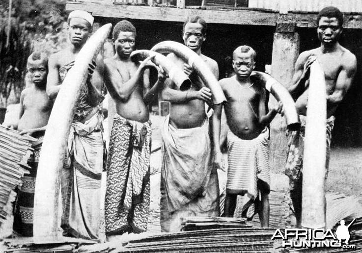 Ivory Trade circa 1912