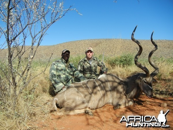 Cooper Dickerson GREATER KUDU