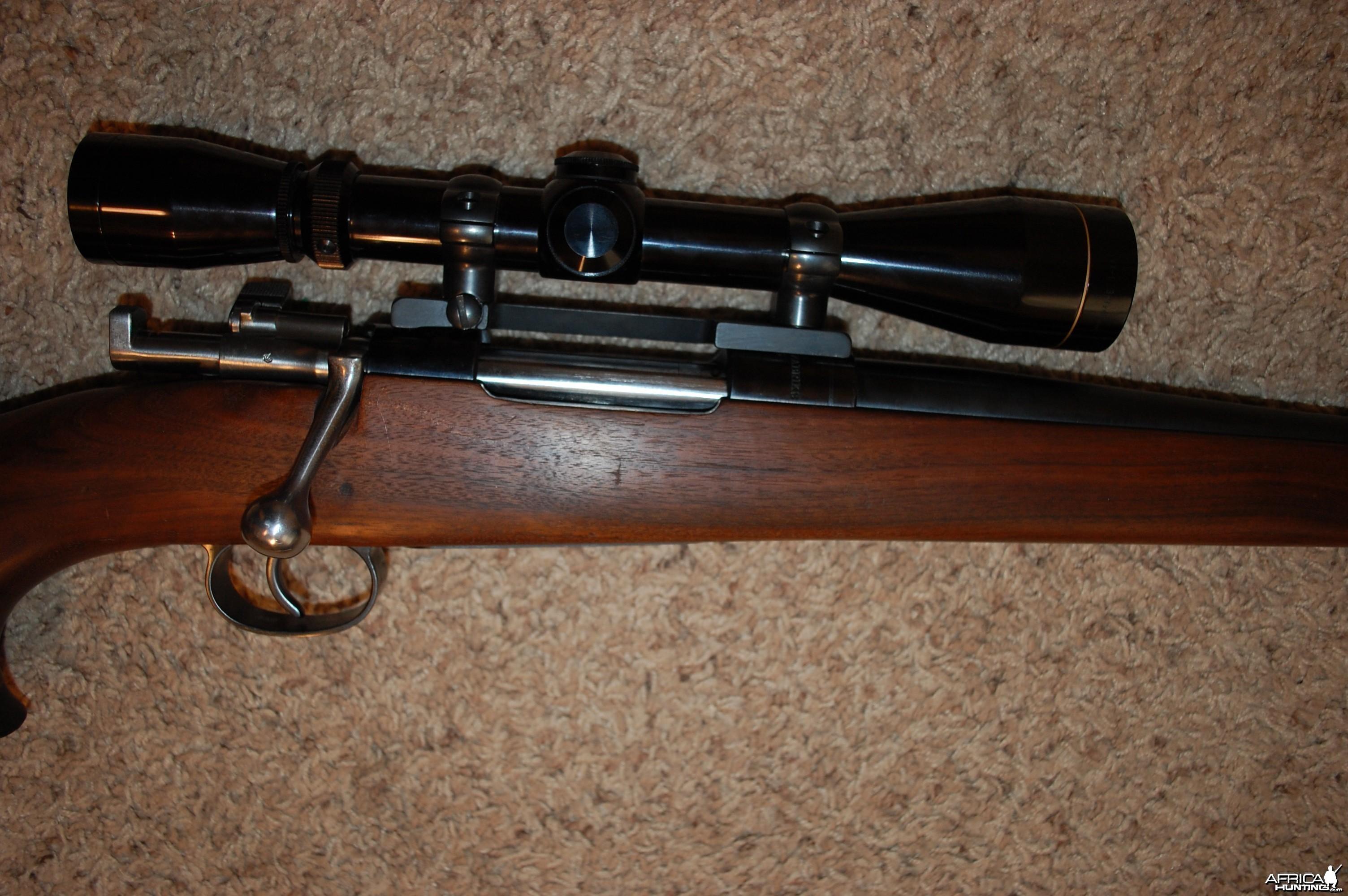 Custome Mauser 96/38
