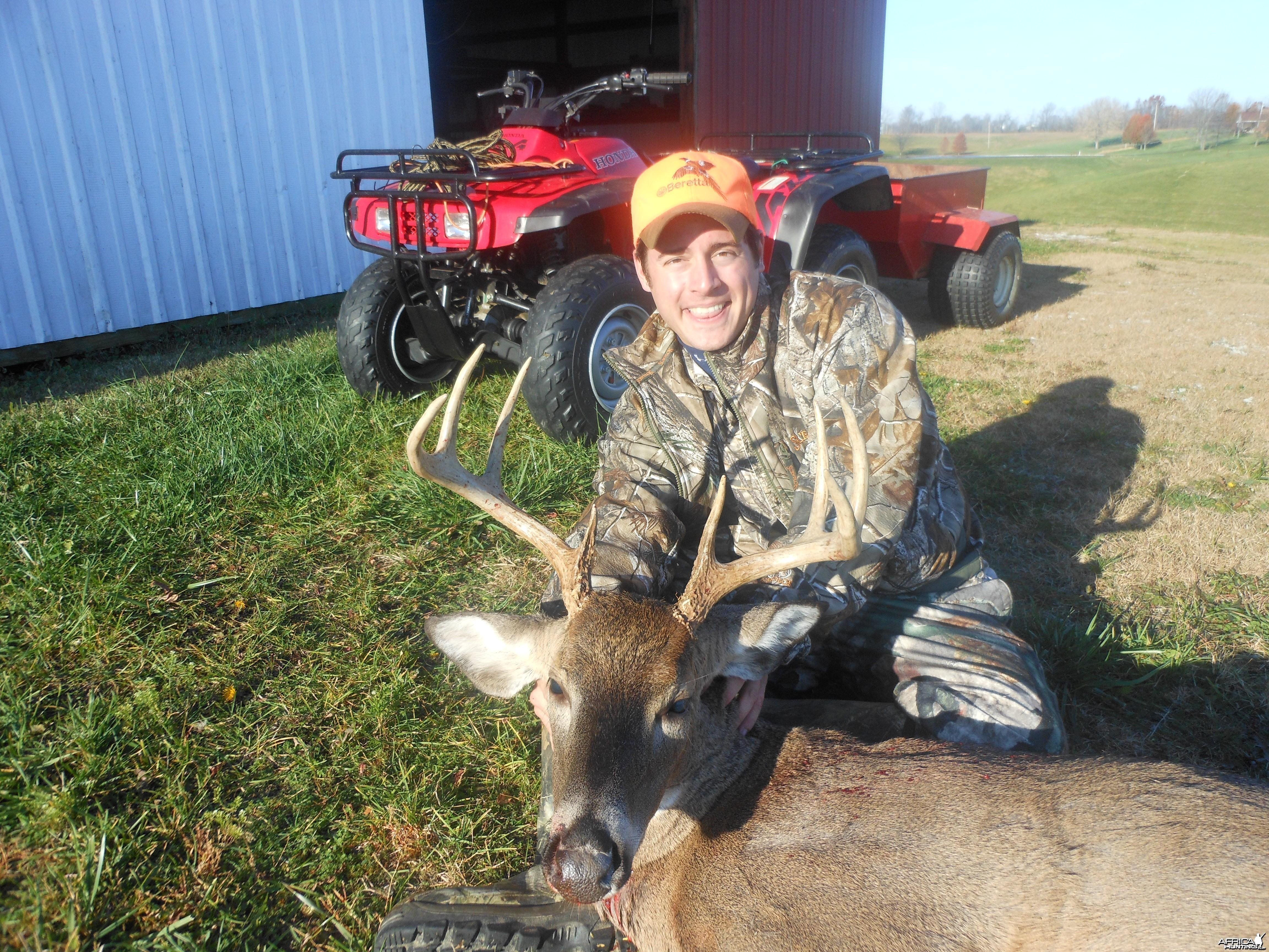 Hunting Indiana