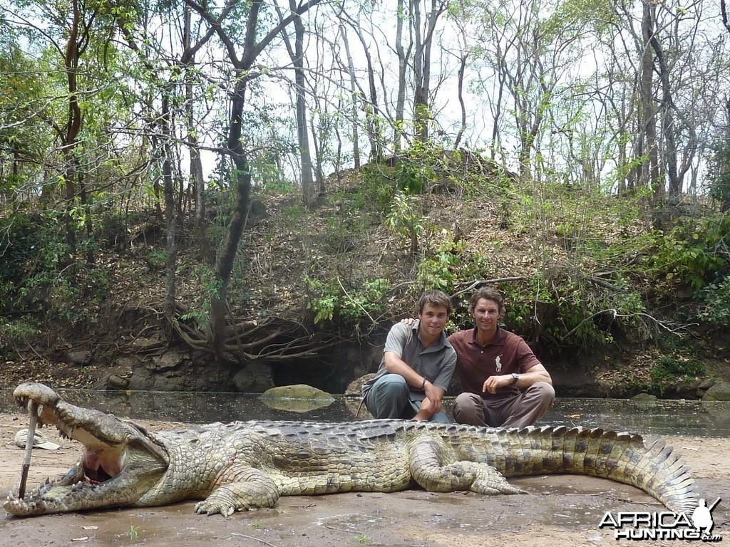 Croc Tanzania