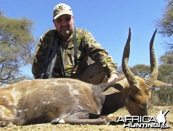 OLD LIMPOPO BUSHBUCK