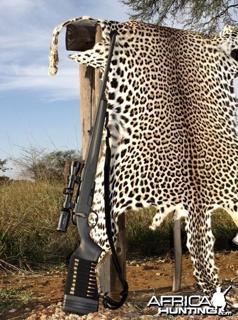 Leopard Steyr Pro Hunter