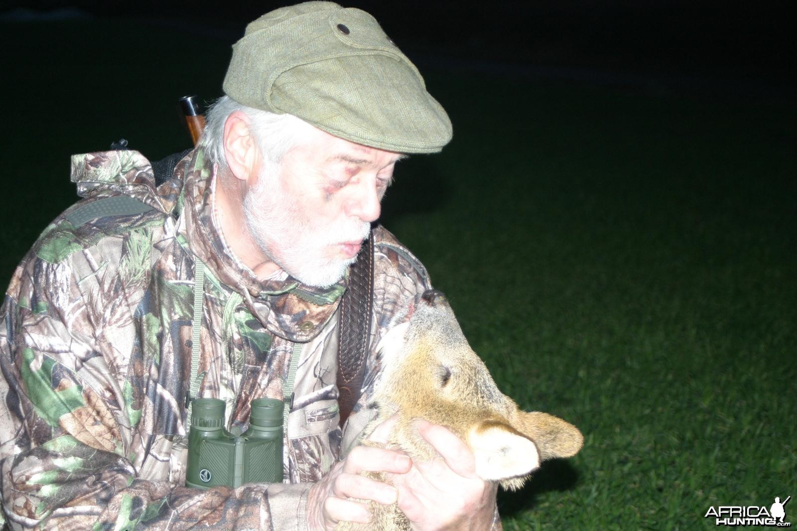 2nd Gold medal Chinese Water Deer