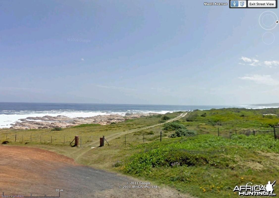 Cape St Francis EC RSA