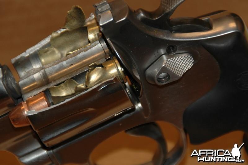 .44 Magnum Accident