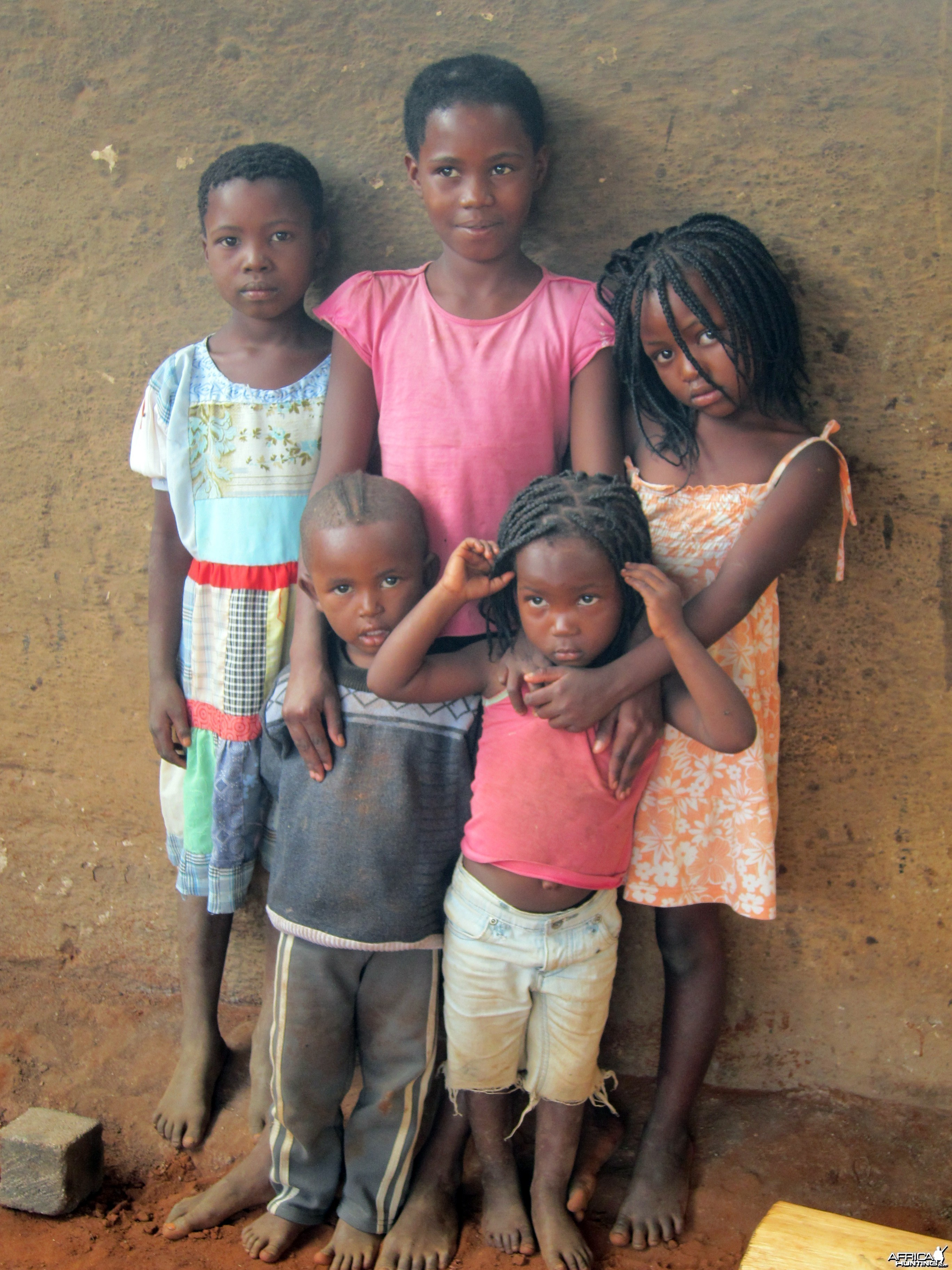 Children Namibia